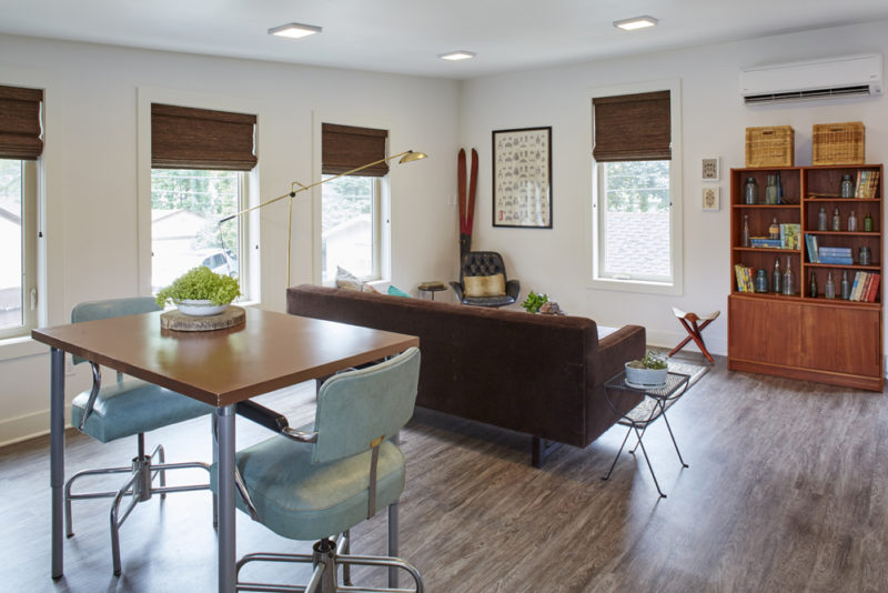 Accessory Dwelling Unit See Inside A New Minneapolis Garage Apartment